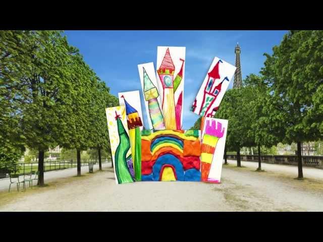 Kasteel van verbeelding van kinderdroom tot werkelijkheid mamazing - Parijs zoet ...