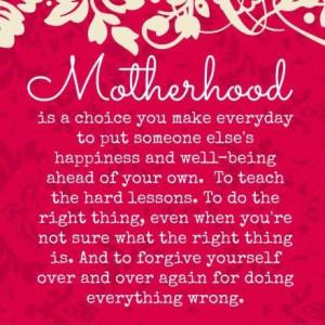 quote moederschap engels liefde imperfectie