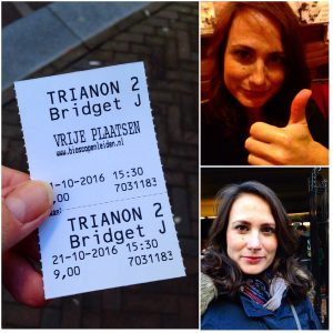 Bridget Jones Baby film selfie zwangerschapsverlof relaxen tips