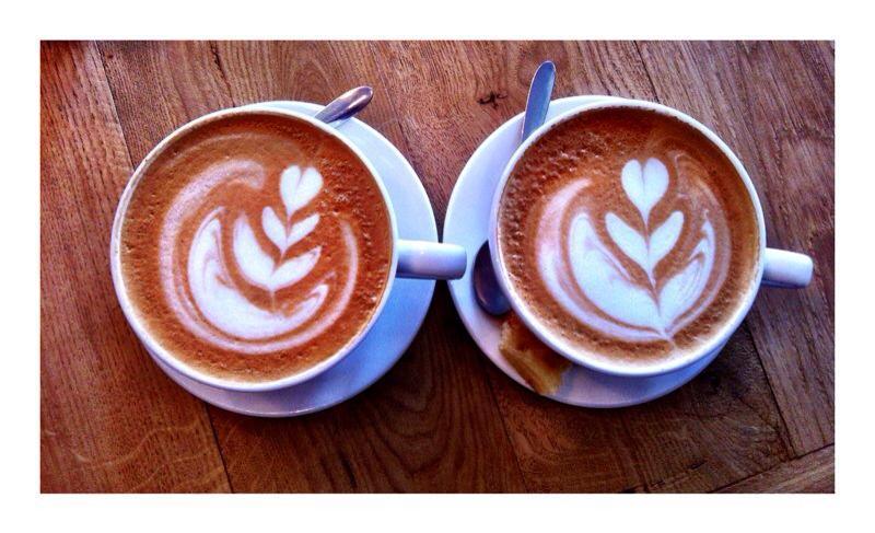 Koffie bij Roos - Leiden