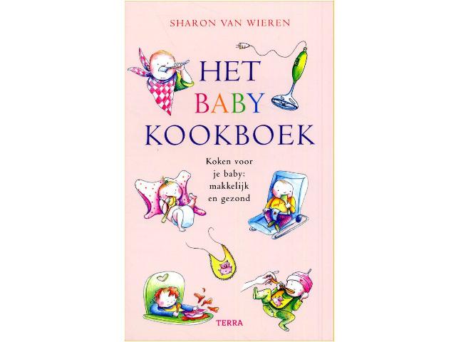 Het baby kookboek - Sharon van Wieren