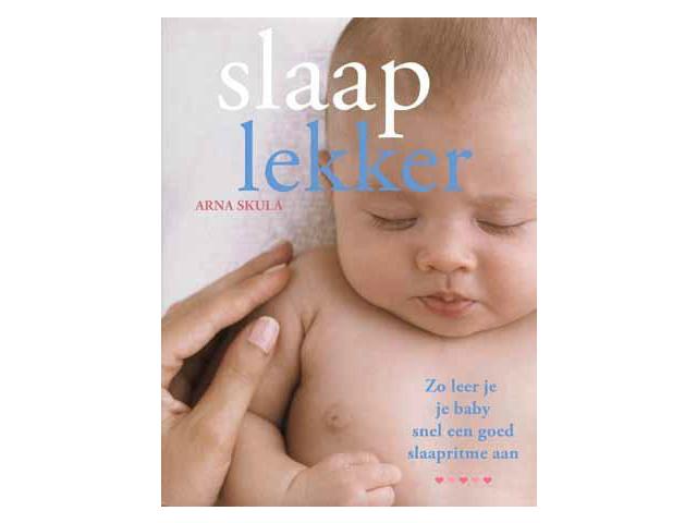 Slaap lekker - Arna Skula - boek slaapproblemen baby slaapgedrag