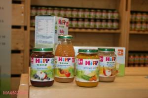 HIPP babyvoeding Negenmaandenbeurs