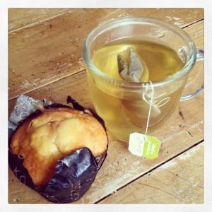 Pukka thee en muffie dames dietz