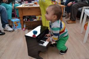 piano spelen cadeau dreumes