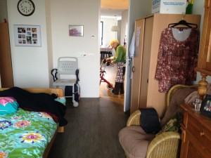 Mijn moeders kamer