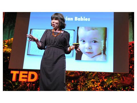 TED TALK – Hoe baby's denken