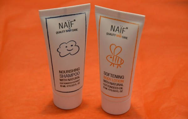 Naïf baby care – getest