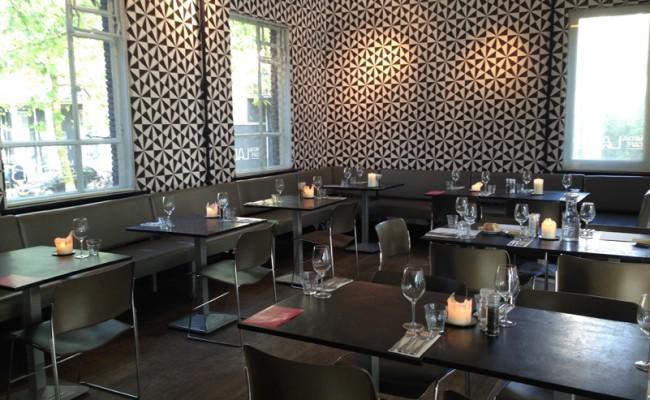 Restaurant Lab 11 Amsterdam