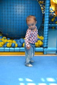 Bubbeljungle leren lopen