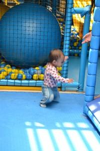 Bubbeljungle leren lopen eerste stapjes tips