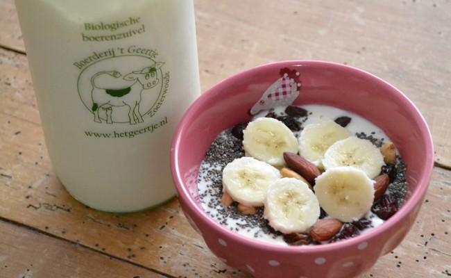 yoghurt van Geertje