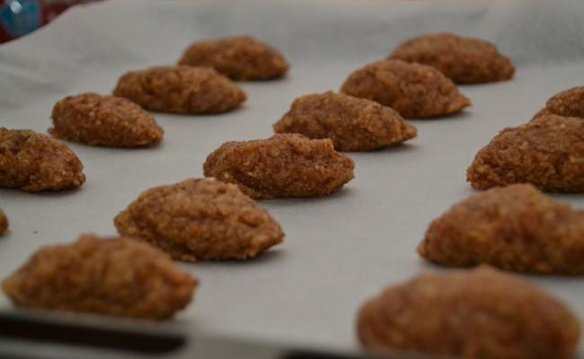 recept Ricciarelli koekjes amandel toscane