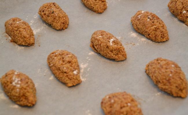 Ricciarelli koekjes recept
