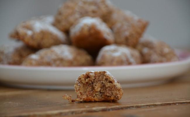 Ricciarelli koekjes amandel toscane