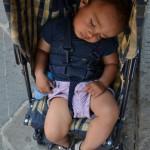 kind slapen buggy vakantie tips