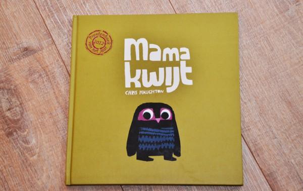 Boekentip: Mama kwijt