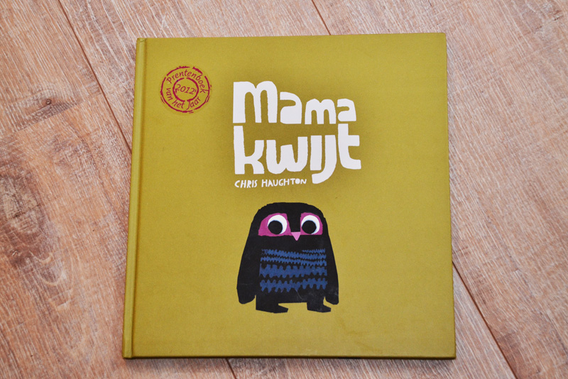 mama kwijt prentenboek Chris Haughton