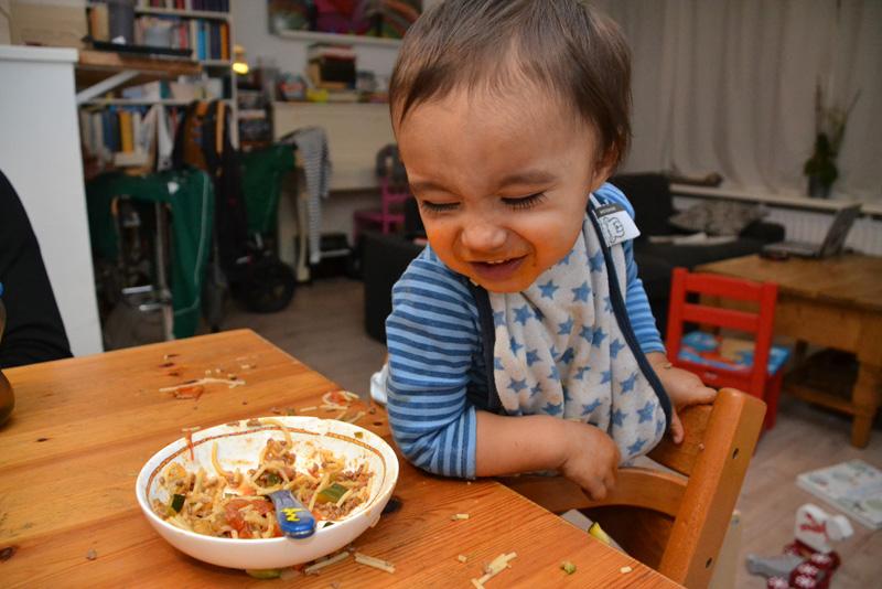 kind wil niet eten aan tafel tips