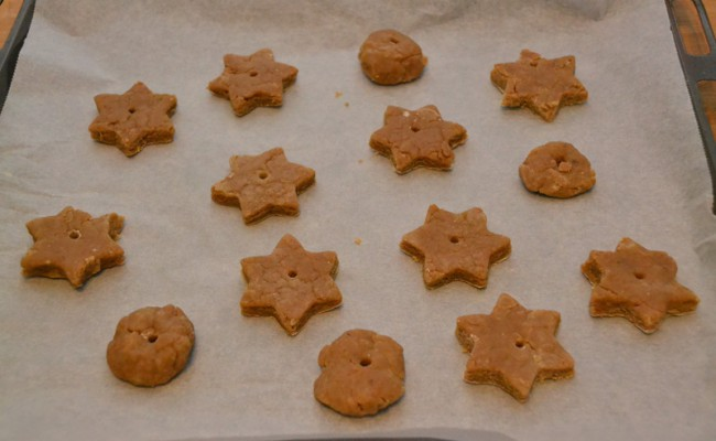 kerstkoekjes bakken recept