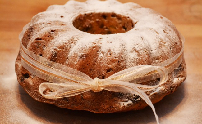 recept tulband feestelijke cake cuarenta y tres 43