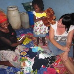 Mandy Ladan Uganda 2014 Stichting MommaLuv