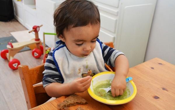 Courgettesoep op zijn best!