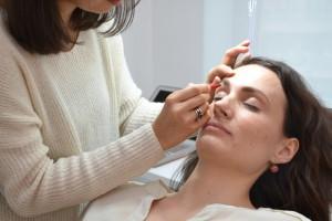 Christie Gimmebrows Amsterdam HDbrow browspecialist epileren wenkbrauwen verven