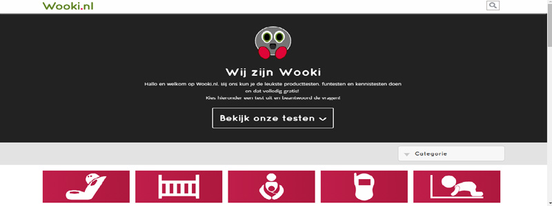 Review Wooki: fun-, kennis- en producttesten