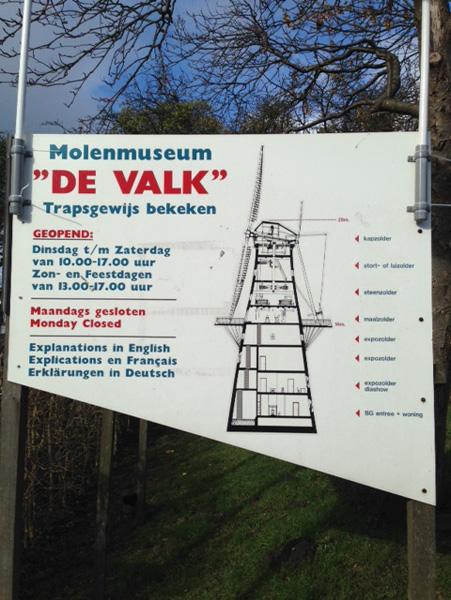 Molenmuseum De Valk