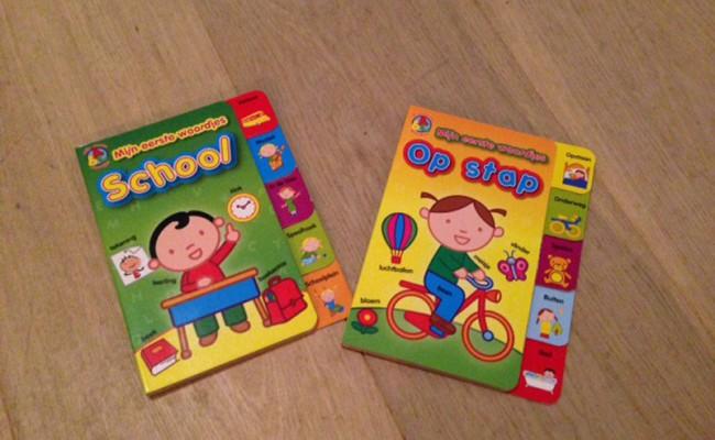 cadeautip leesboekje woordjes leren