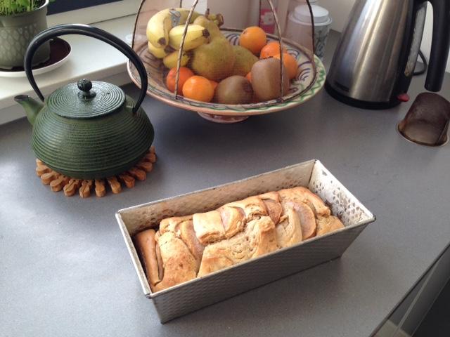 Recept perencake met kaneel