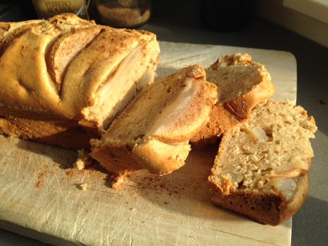 perencake kaneel recept foto zonlicht cake gemakkelijk kruidig herfstig