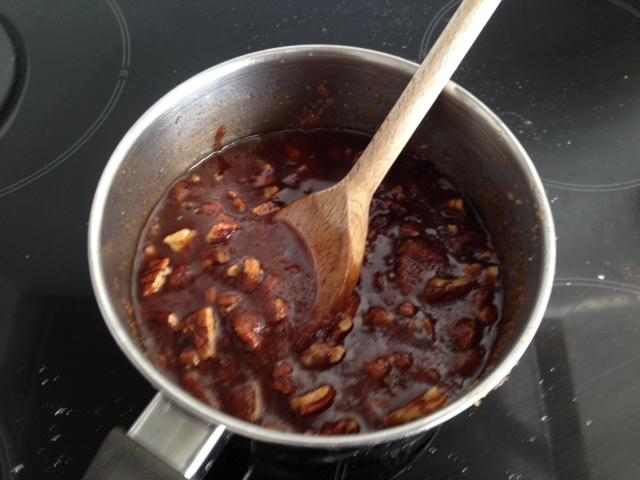 vulling pecan kaneelbroodjes cinnamon rolls