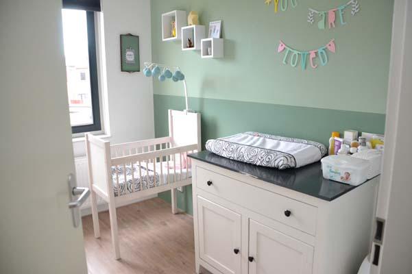 Witlof for Kids Tuck-Inn systeem babykamer ingericht inrichting