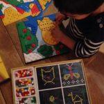 insteekmozaïek ravensburger spellen vanaf 3 jaar