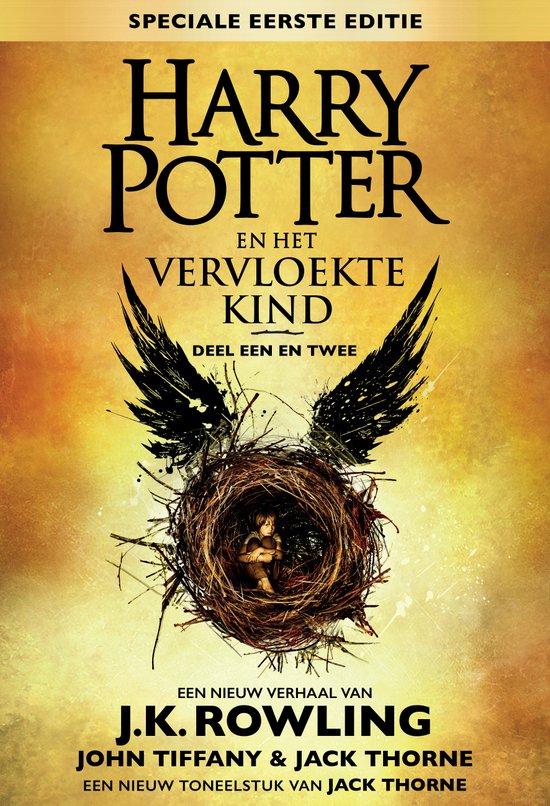 Recensie: Harry Potter en het vervloekte kind