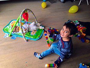 kind spelen duplo geluk tips gelukkig