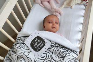 baby zelfstandig leren slapen