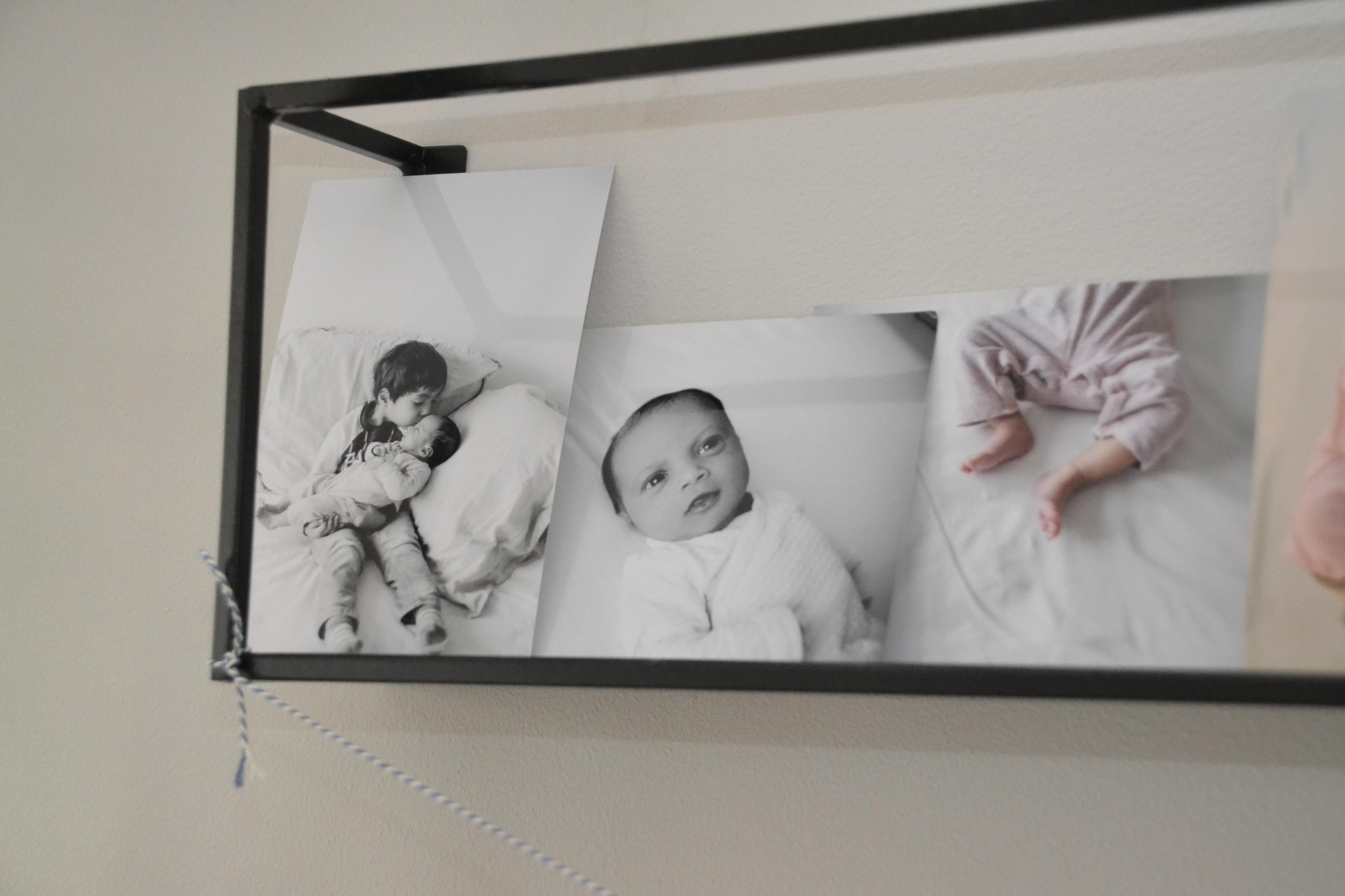 foto's babytijd eerste verjaardag