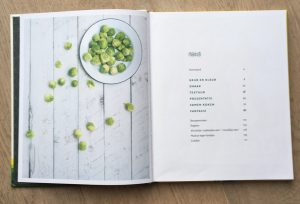 Zoete spruiten kookboek kinderen 24Kitchen recensie