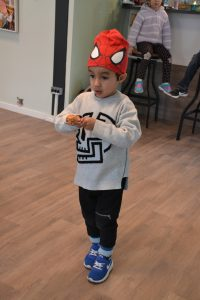 spiderman kinderfeestje 5 jaar eilopen ei lopen