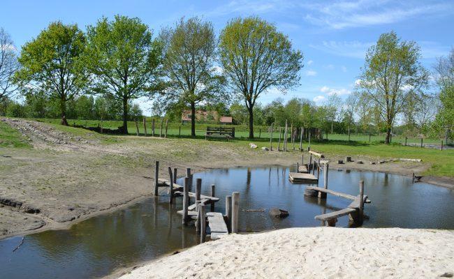 vijver natuurspeeltuin voorschoten