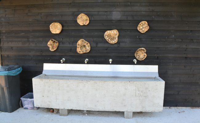 handen wassen natuurspeeltuin voorschoten