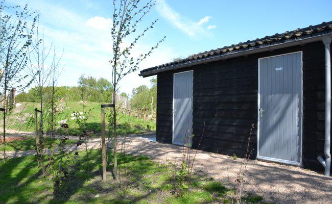 wc gebouw natuurspeeltuin voorschoten