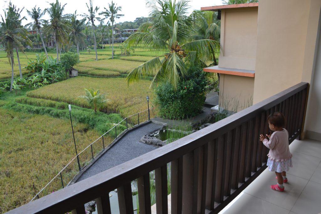 Green Field Luxury Villa's Ubud Bali met kinderen