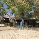 Mola Mola coffee shop Nusa Lembongan